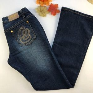 Coogi Jeans Bootcut style blue size 7/8